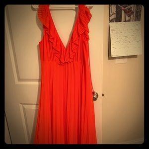 Zara maxi dress